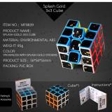 MF8839 Cubing Classroom Splash Gold 3x3 Magic Cube