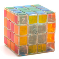 ZCUBE Transparent 4x4x4 Magic Cube