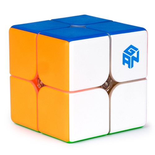 GAN 249 V2 M 2x2 M Magic Cube Stickerless