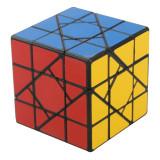 MF8 Sun Cube Legend 3x3x3 Magic Cube (Bandaged) - Black-base