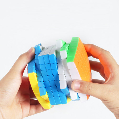 ShengShou Bread 8x8 Magic Cube - Stickerless