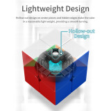 MFJS Meilong 4x4 M Magic Cube - Stickerless