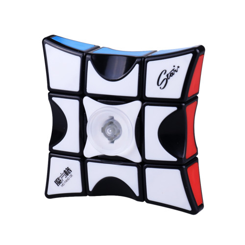 QiYi MFG2021 Fingertip Magic Cube - Black