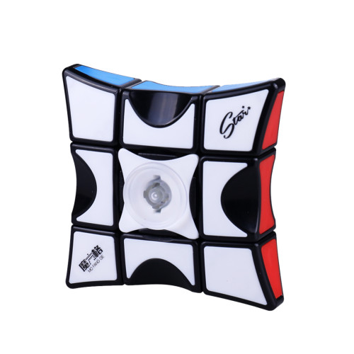 QiYi MFG2022 Fingertip Magic Cube - Black