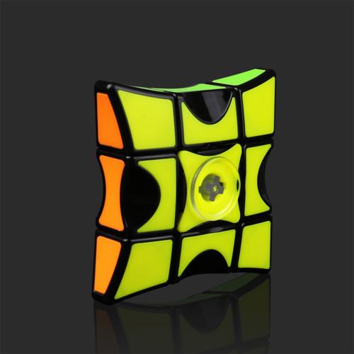 QiYi MFG2021 Fingertip Magic Cube - Black