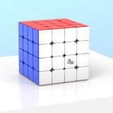 YJ MGC 4x4 Magic Cube - Black/Stickerless