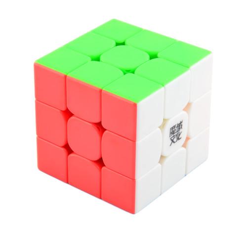 MoYu WeiLong GTS2 Custom 3x3 Magic Cube - Stickerless