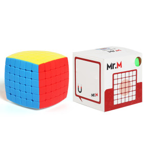 ShengShou MR.M 6x6 Magic Cube - Stickerless