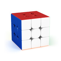 MFJS Meilong 3x3 M Magic Cube - Stickerless