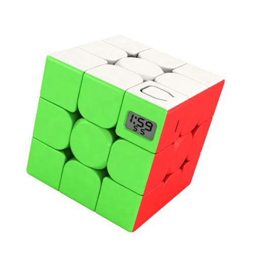 MFJS MeiLong 3x3 Timer Cube - Stickerless