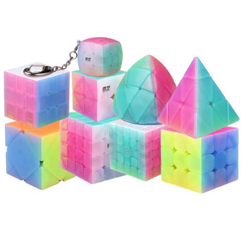QiYi Jelly Cube Bundle Sets