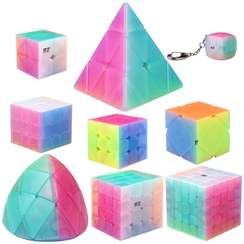 QiYi Jelly Cube Bundle Sets