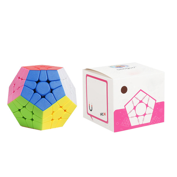 ShengShou M Megaminxcube Magic Cube - Stickerless
