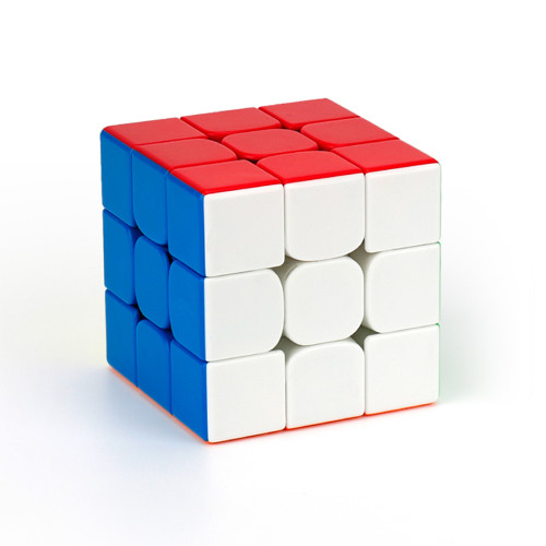 MFJS RS3M 3x3 M Magic Cube - Stickerless