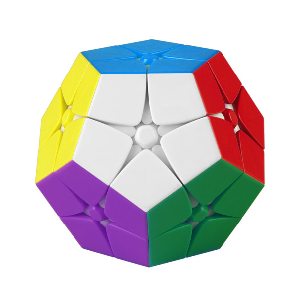 QiYi 2x2 Megaminxcube Magic Cube