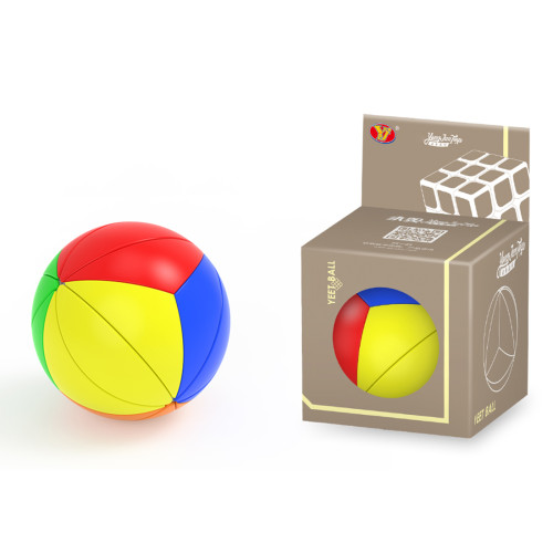 YJ Yeet Ball Magic Cube - Stickerless