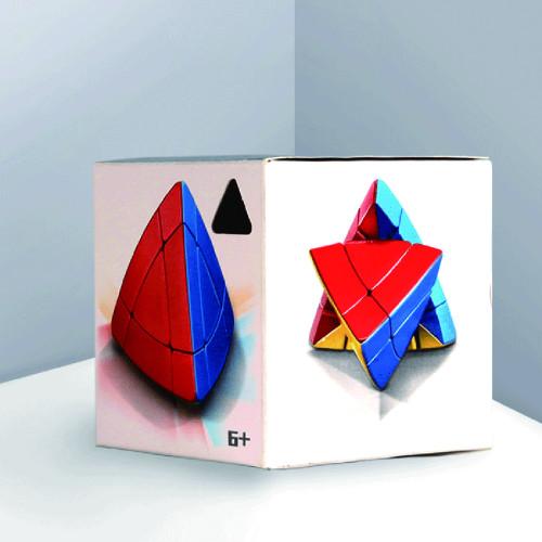 Shengshou Magic Tower Magic Cube - Stickerless