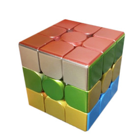 MeiLong 3x3 Magic Cube - Spray Paint Version