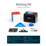 DIY-MFJS Meilong-2X2-3X3-4X4-5X5-6X6-MoYu-Speed Cube Set
