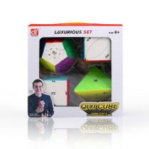 Qiyi Alien Magic Cube Set Puzzles