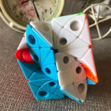 FangShi-Morpho-Deidamia-Magic Cube-Stickerless
