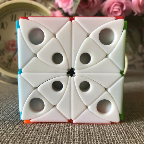 FangShi Morpho Deidamia Magic Cube - Stickerless
