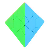 Fangshi Lim 2x2 Changeable Pyramid Magic Cube
