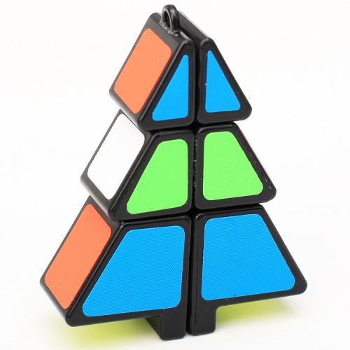 Z-cube Christmas Tree Shape Magic Cube