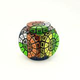 Time Machine Magic Cube Creative Souvenir Edition Puzzle Toy - Black