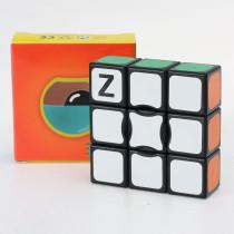 Z-cube 1X3X3 Floppy Magic Cube - Black/White