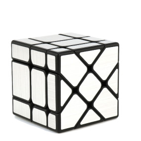 MoYu MF8833 Fisher Mirror Funny Twisted Magic Cube