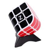 Z-CUBE Penrose Cube Trihedron Magic Cube  - Black/White