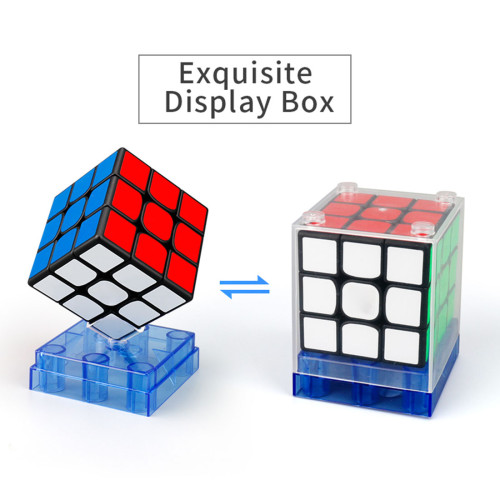 MoYu Weilong WR M 3x3 Magic Cube Upgrade+Premium Lubricants