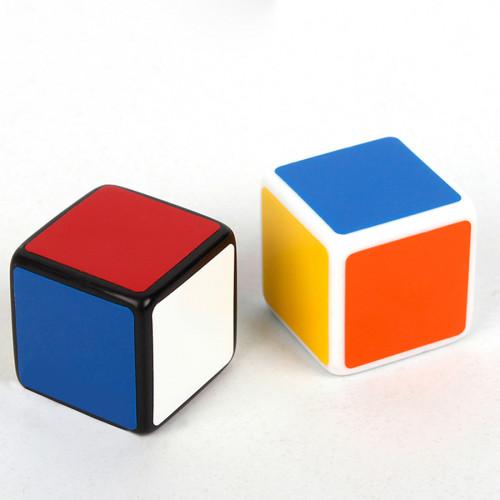 25mm 1x1 Magic Cube - Black
