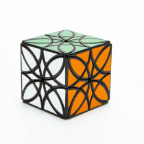 LanLan Butterflower Magic Cube - Black