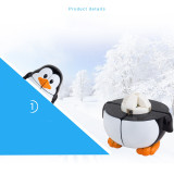 Yuxin Penguin 2x2 Magic Cube - Black White