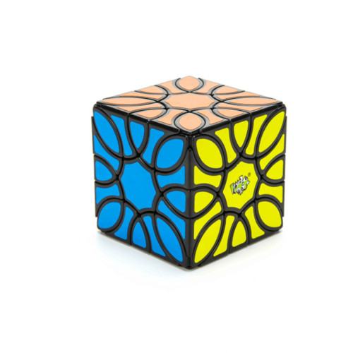 LanLan Sunflower Magic Cube - Black
