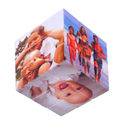 56mm Custom UV Printing 3x3 Magic Cube