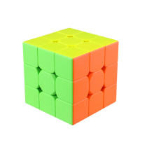 QiYi Mofangge Qimeng Plus 3x3 Magic Cube - Stickerless