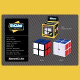 QiYi Mofangge QiDi W 2x2 Magic Cube - Black/White