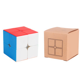 Yuxin Zhisheng 2x2 M Magic Cube - Stickerless