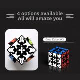 QiYi Mofangge Gear Sphere Magic Cube