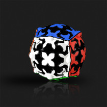 QiYi Mofangge Gear Sphere Magic Cube - Stickerless