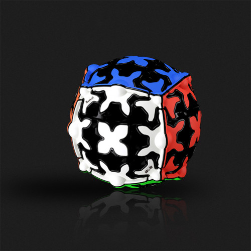QiYi Mofangge Gear Sphere Magic Cube