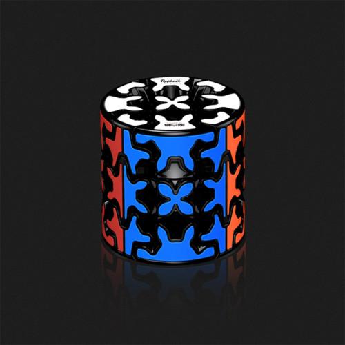 QiYi Mofangge Gear Cylinder 3x3 Magic Cube - Stickerless