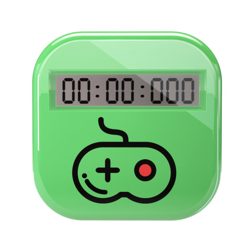 Timer for Zcube Mini Pocket Magic Cube - Deep Green