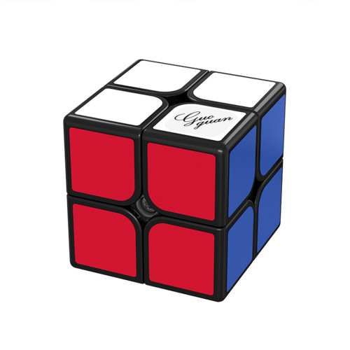 MoYu Guo Guan Xinghen TSM 2x2 M Magic Cube 50mm - Black