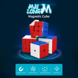 MFJS Meilong Custom 5x5 M Magic Cube