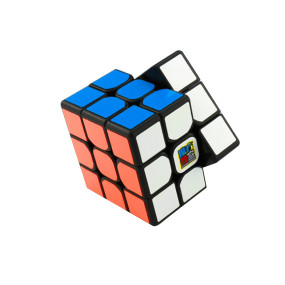 MFJS MF3RS Custom 3x3 M Magic Cube - Black