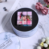 57mm Customized 3x3 Magic Cube - PET Paster(Contact Give Me Photo)
